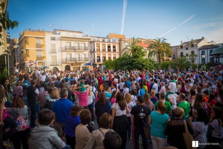 Fiesta de Ascenso 2ªB Atlético Mancha Real